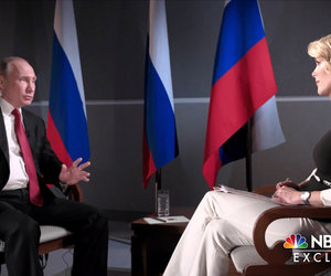 Critics and Viewers Pile on Megyn Kelly's Interview With Vladimir Putin After NBC Show…