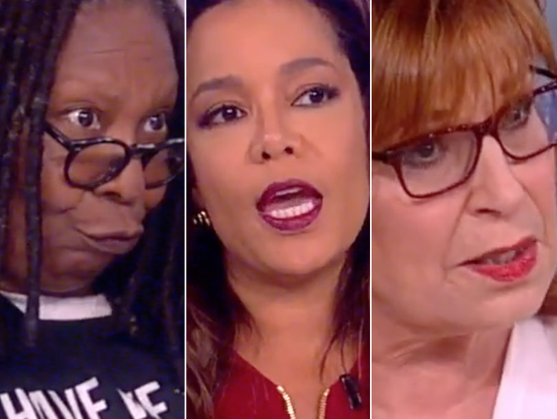 Why the Women of 'The View' Were Split Over Reaction to Bill Maher's N-Bomb