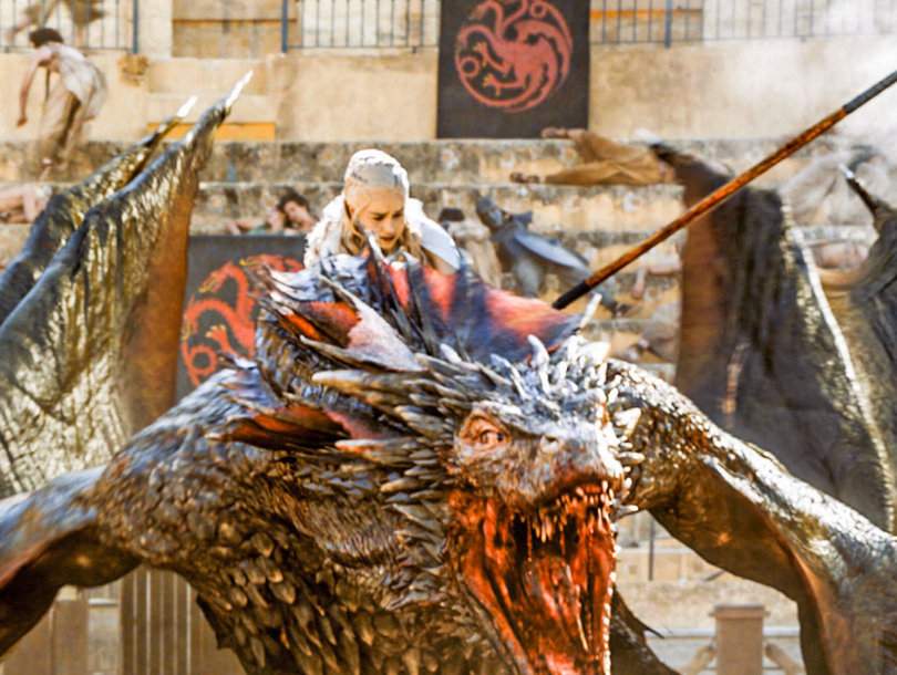 'Game of Thrones' Battle Sets Fire to Unique World Record