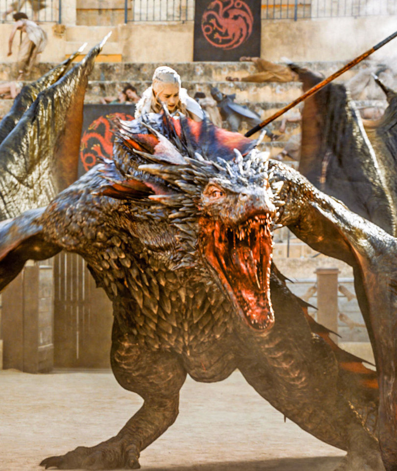 'Game of Thrones' Sets Fire to Unique World Record