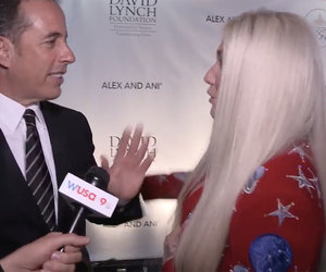 Awkward! Jerry Seinfeld Refuses to Give Kesha a Hug
