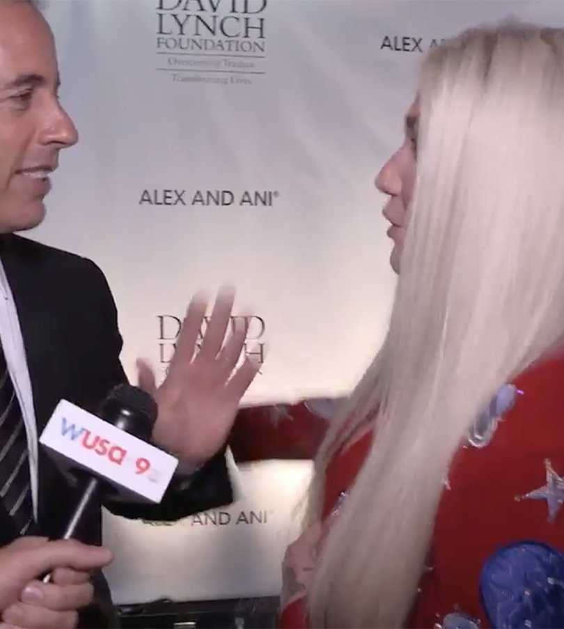 Kesha Was 'Hug Traumatized' After Jerry Seinfeld Shutdown