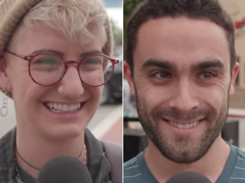 Jimmy Kimmel Asks Gays 'What's the Straightest Thing You've Ever Done?'
