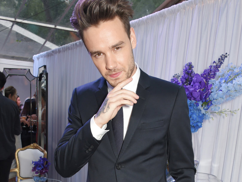 Liam Payne Looks Hotter Than Ever at Women of The Year Awards