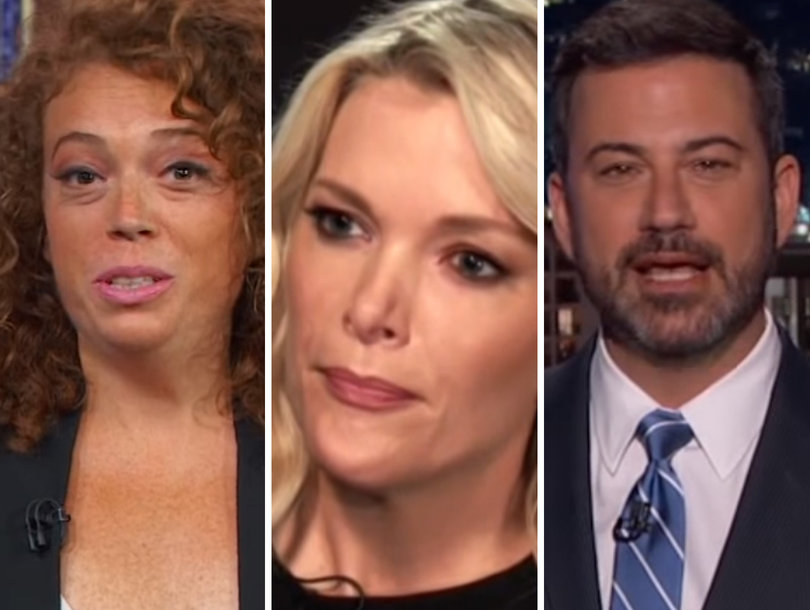 Late Night Drags Megyn Kelly Over Putin Interview: Tonya Harding of Cable News