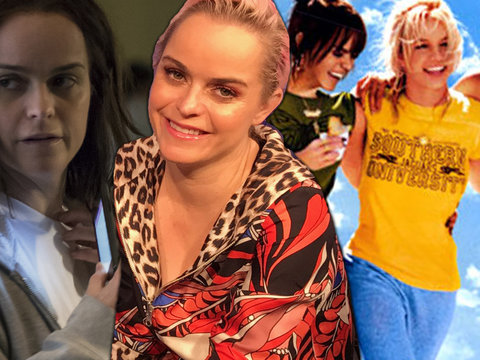 Taryn Manning Talks 'OITNB' Makeover and Britney Spears
