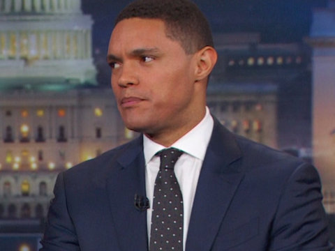 Trevor Noah Slams Trump for Dumping on London Mayor After Terror Attack