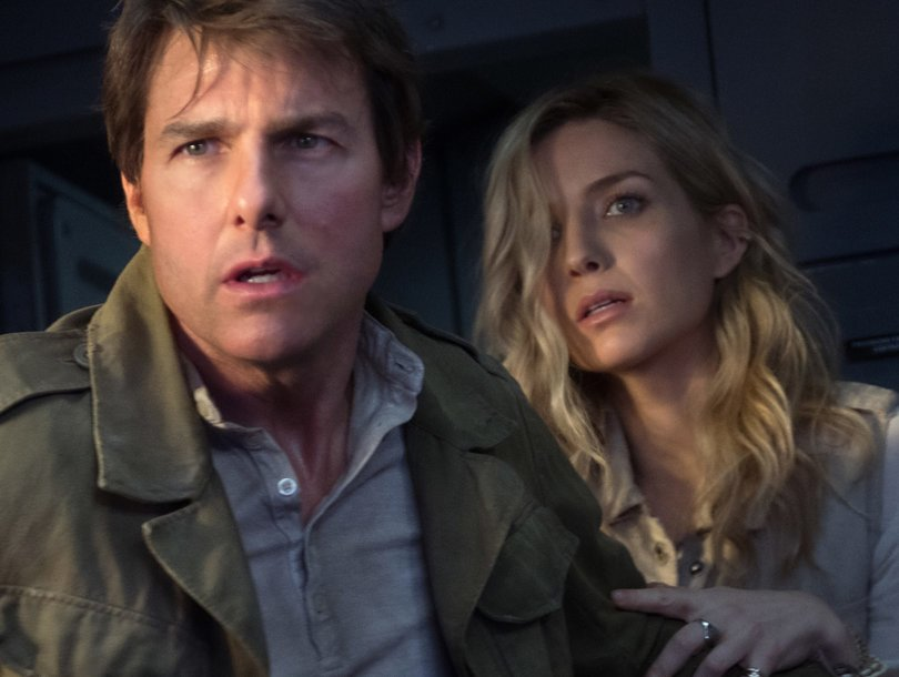 Tom Cruise's 'Mummy' Reboot Is Dead on Arrival: TooFab Review