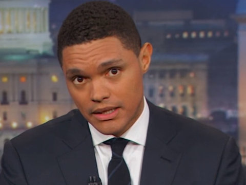 Why Trevor Noah Thinks It's Not Eric Trump's Fault He's 'Such a Dirt Bag'