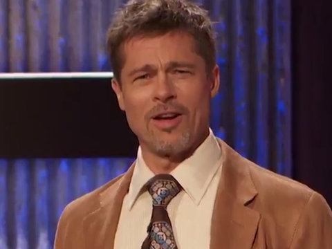 Why Brad Pitt Says 'There Is No Future' Because of Donald Trump