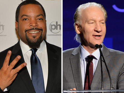 Ice Cube on Bill Maher Scandal: 'Liberals Can Be Just as Racist as Conservatives'
