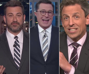 Late Night Unloads on Comey Testimony, Russian Hookers and Bizarre Trump Dinner