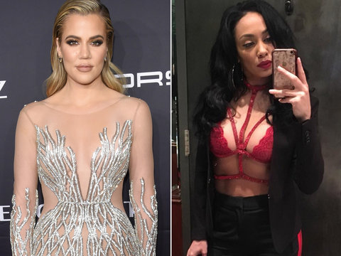 Khloe Accused of 'Appropriating' Designs 'From a Black Woman' In Legal Docs