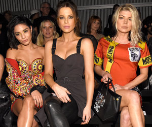 Inside the Celebrity-Packed Moschino Runway Show