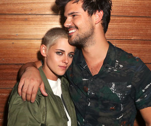 Kristen Stewart and Taylor Lautner Have Mini 'Twilight' Reunion
