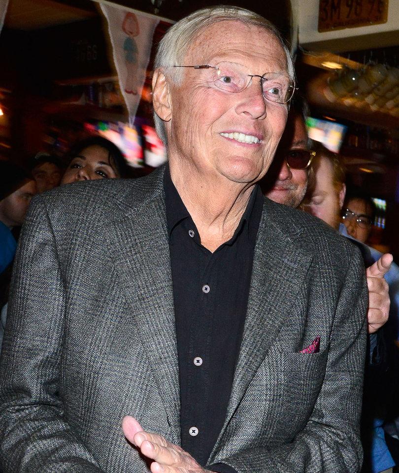 Adam West, TV's Batman, Dead at 88