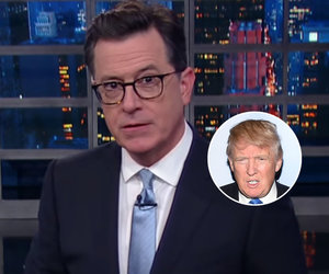 Stephen Colbert Shares Theory About Trump and Lawyers (Video)