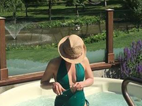 What a 'View'! Guess Which TV Host Is Rocking the One Piece