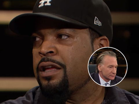 Ice Cube Lectures Bill Maher on N-Word: 'That's Our Word Now, And You Can't Have It…
