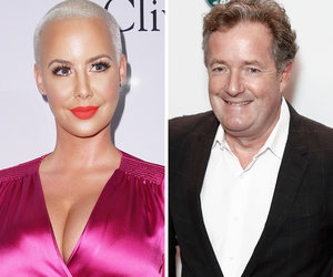 What Exactly Is This Amber Rose-Piers Morgan Crotch Shot Debate All About?