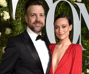 Jason Sudeikis and Olivia Wilde Spend Date Night at Tony Awards