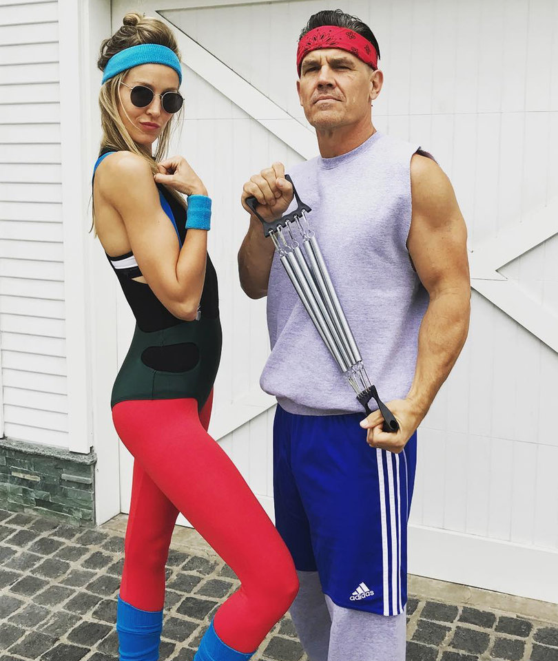 Goonies Never Say Die! Josh Brolin Dresses as Brand for '80s Bash And Still Looks Hot As Ever (Photos)