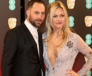 Julia Stiles Expecting First Child with Fiancé Preston Cook