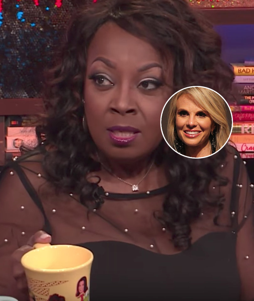 Star Jones Doesn't Think Elisabeth Hasselbeck Made Sense on 'The View'