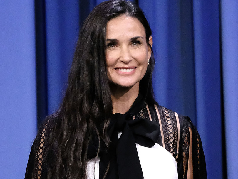 Demi Moore Is Missing ...