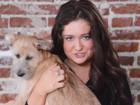 'Shameless' Star Says 'Get Your Head Out of Your Ass' and Adopt a Dog