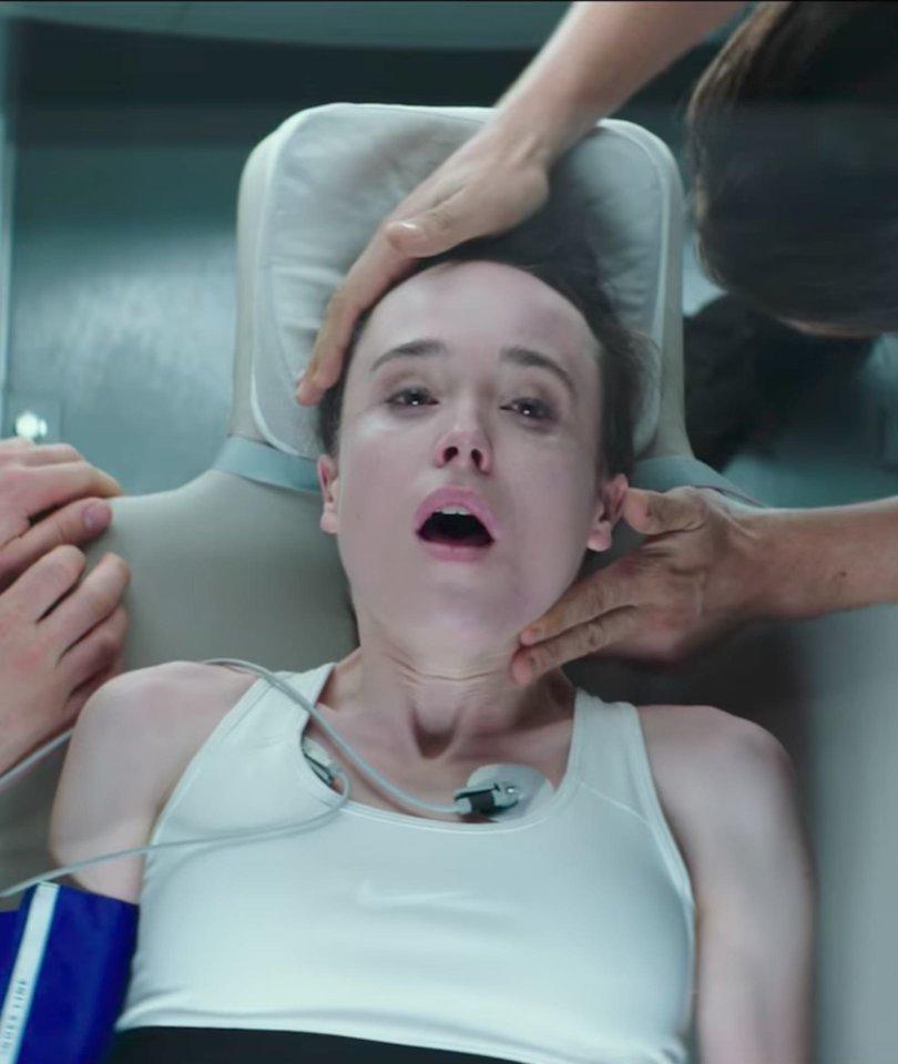 The Afterlife Hunts Nina Dobrev in Freaky 'Flatliners' Remake Trailer