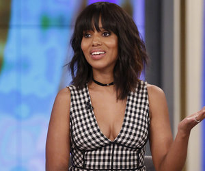 No, Kerry Washington Will Never Stop Talking Politics In Public