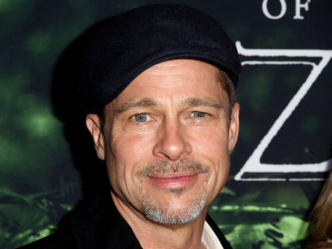 Brad Pitt Has More Bad News for Earth in Depressing Weather Report