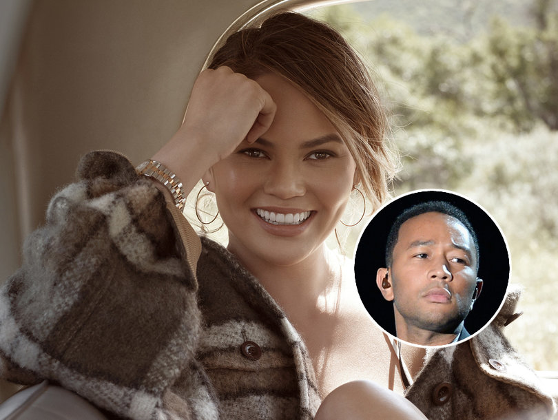 Chrissy Teigen Just Gave Out TMI About Her Sex Life With John Legend
