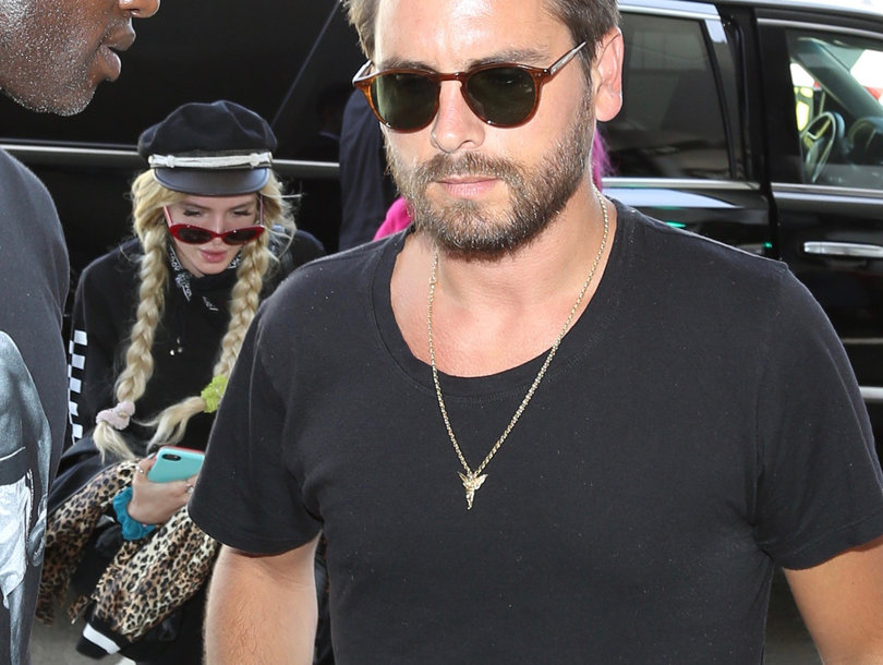 Why Scott Disick's 'Hardcore' Partying Was 'Too Much' for Bella Thorne to Handle
