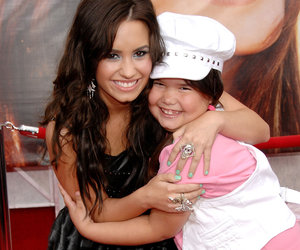 Madison De La Garza Reveals Sister Demi Lovato Blasted Her Haters -- See 'Desperate…