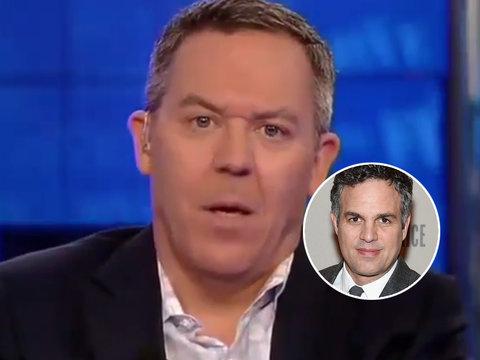 Fox News Rips 'Racist,' 'Potato-Faced' Mark Ruffalo