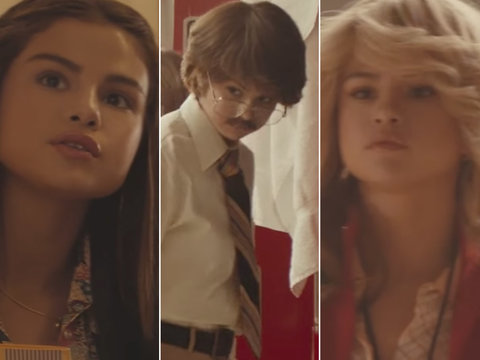 Selena Gomez Has a Crush on Herself In Music Video for 'Bad Liar'