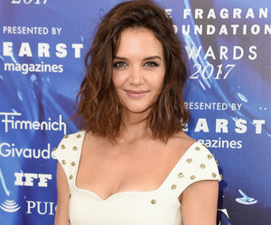 Katie Holmes Looks Flawless In NYC