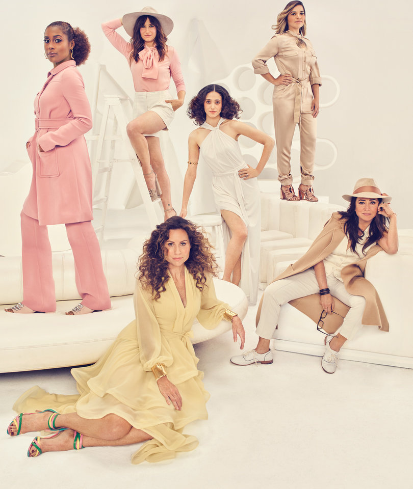 TV Needs 'More Dicks' and 4 More Tidbits from Comedy Actress Roundtable