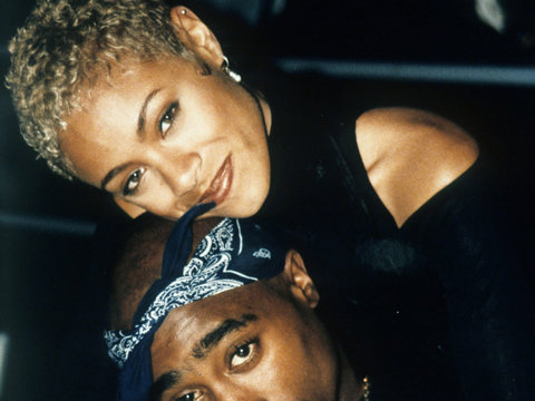 Jada Pinkett Smith Calls Out Inaccuracies of Tupac Biopic 'All Eyez On Me'