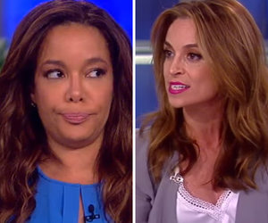 The Internet's Kamala Harris-Sexism Debate Rages On At 'The View'