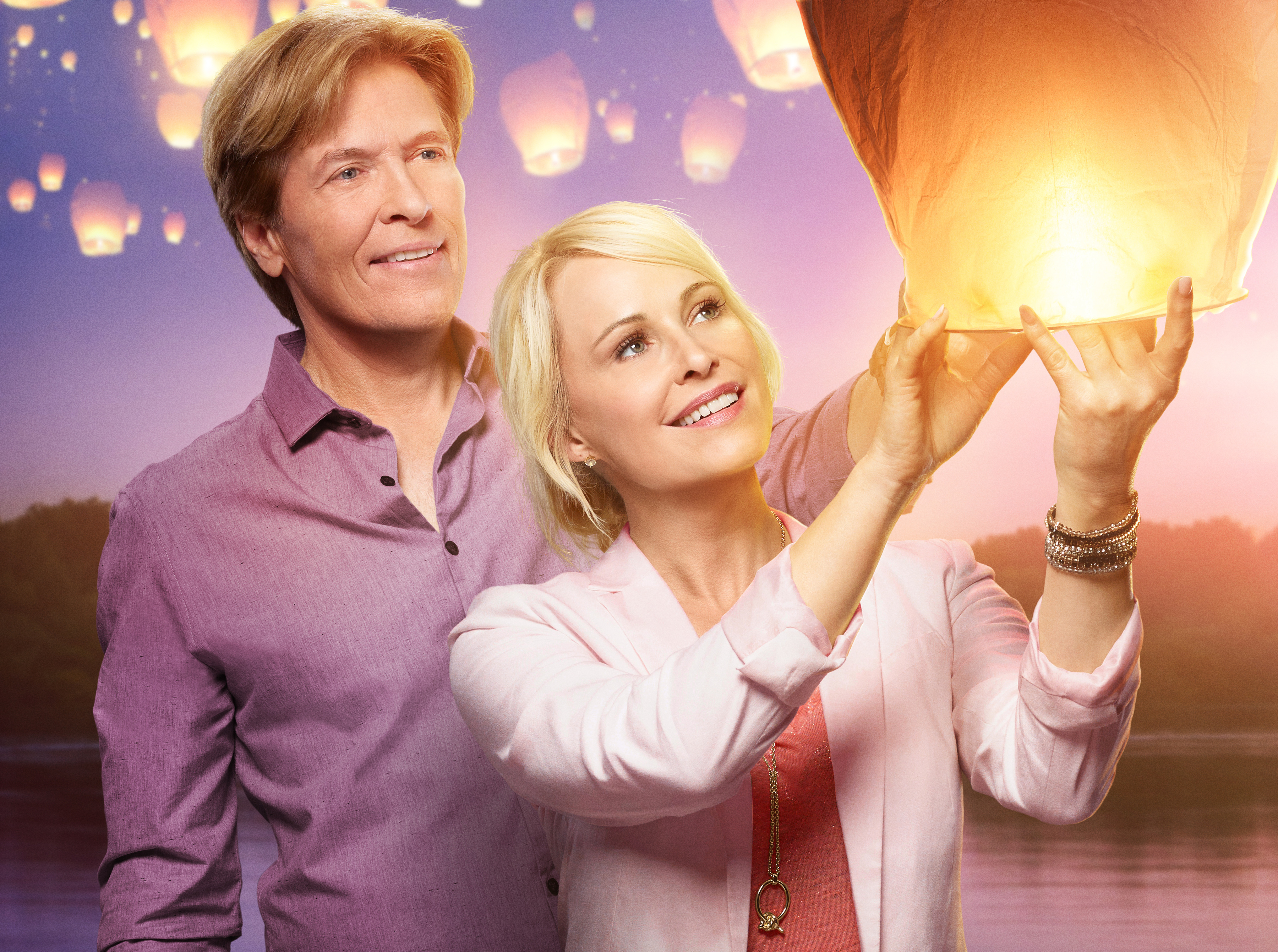 Jack Wagner Wife Simple how josie bissett and jack wagner went from 'melrose' strangers to