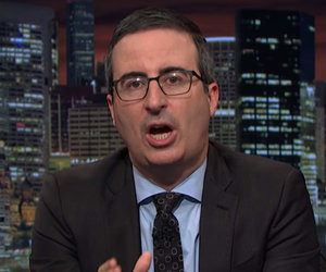 John Oliver Calls Out Trump Administration's 'Bullsh-t' Coal Claims