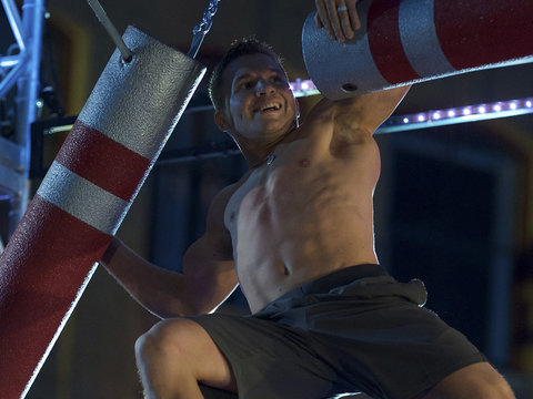 How Jonathan Horton Fought Back From Olympian 'Rock Bottom' to Return to 'American Ninja…