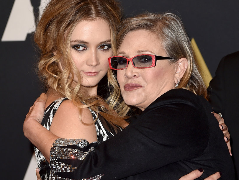 Read Billie Lourd's Emotional Statement in Wake of New Drug Details Surrounding Carrie Fisher's Death