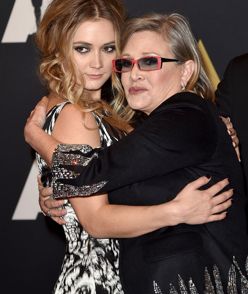 Read Billie Lourd's Emotional Statement in Wake of Drug Details Surrounding…