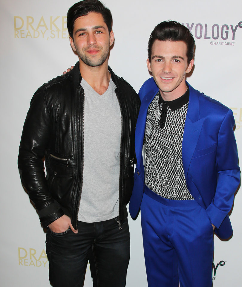 Drake Bell Wasn't Invited to Josh Peck's Wedding And He's Pissed About It