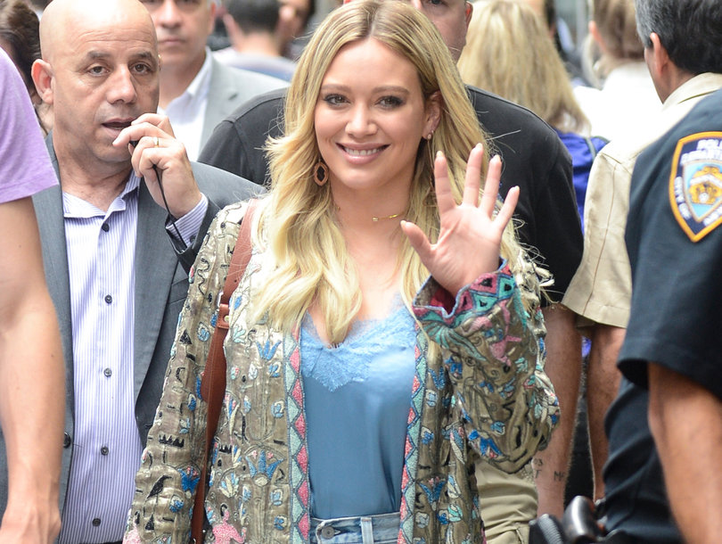 What Hilary Duff Thinks Is the Secret to 'Younger's' Success