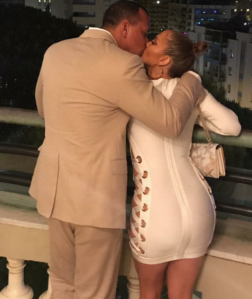 Jennifer Lopez and Alex Rodriguez's Relationship in Photos